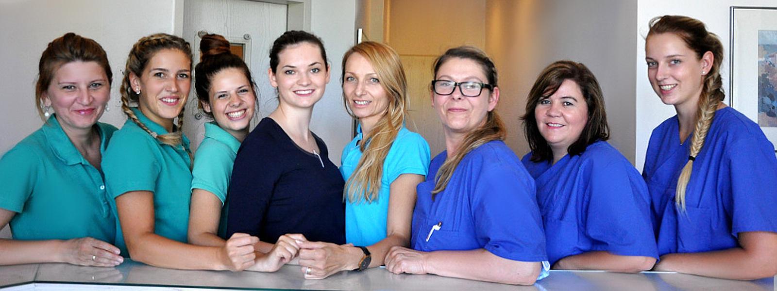 Zahnarzt Team Weilheim