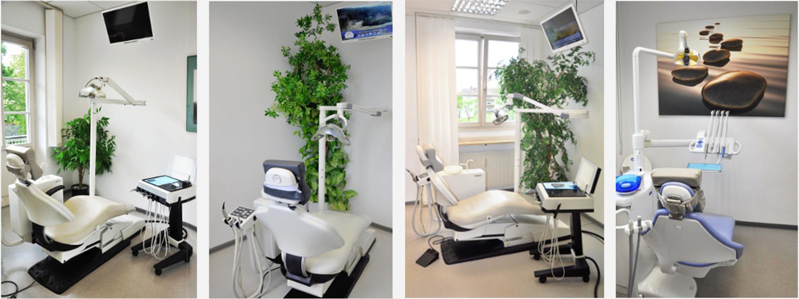 Zahnarzt Behandlungsräume